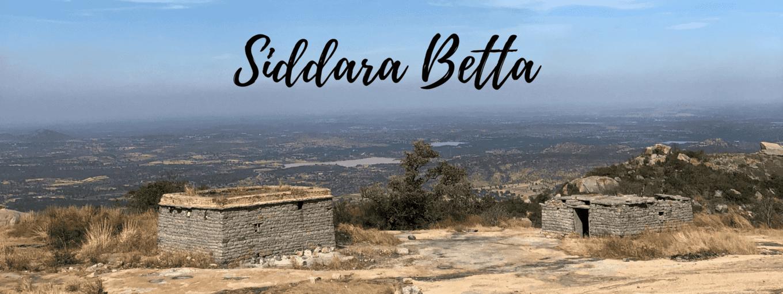 Trek to Siddara Betta - Tour