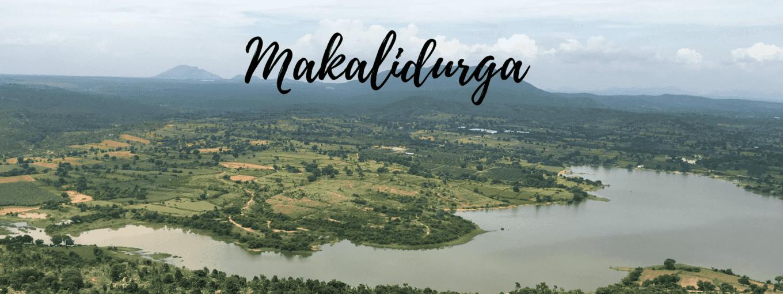 Trek to Makalidurga - Tour