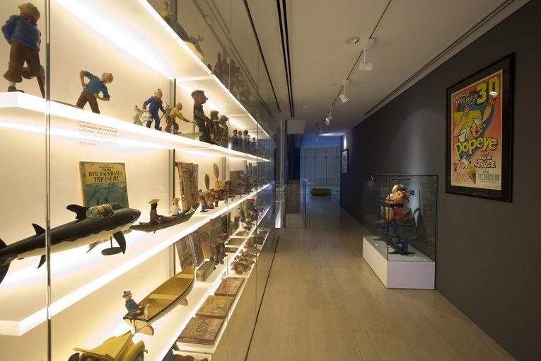 MINT Museum of Toys Singapore - Tour