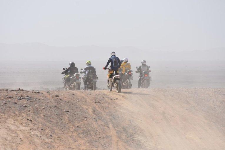 On Off Challenge Túnez - Tour