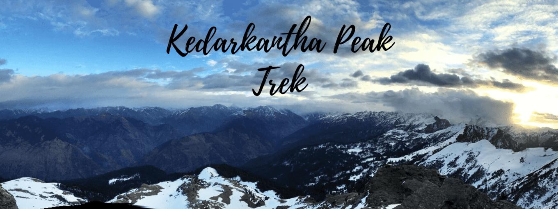 Trek to Kedarkantha Peak - Tour