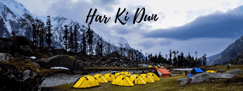 Trek to Har Ki Dun - Tour
