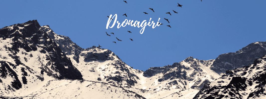 Trek to Dronagiri aka Sanjeevani Parvat - Tour
