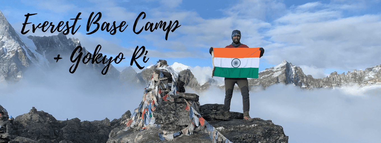 Everest Base Camp + Gokyo Ri + Chola Pass + Kalapatthar - Tour