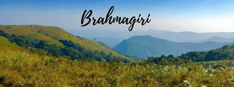 Trek to Brahmagiri - Tour