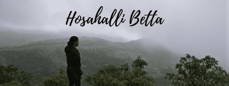 Trek to Hosahalli Betta - Tour