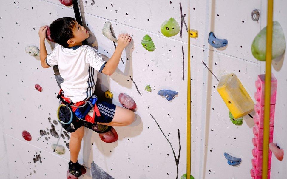 Ground Up SG Rock Climbing Pass - Tour