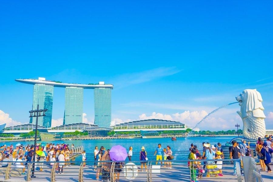 Singapore Cityscapes Tour - Tour