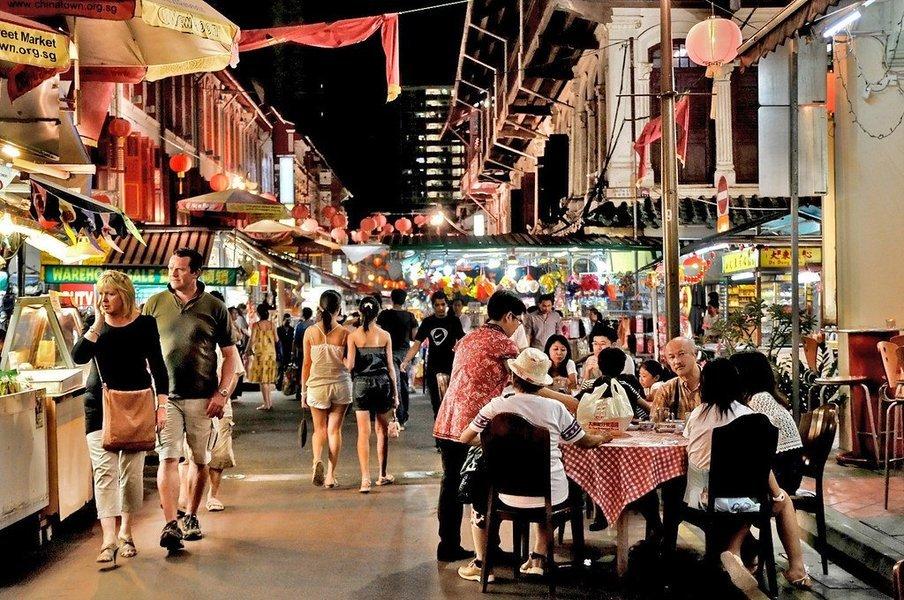 Chinatown Food Tasting & Walking Tour - Tour