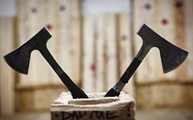 Axe Throwing Experience in Singapore - Tour