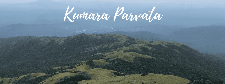 Trek to Kumara Parvatha - Tour