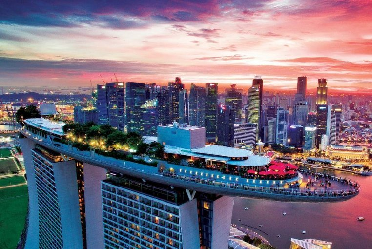 Marina Bay Sands Skypark Sightseeing Experience - Tour