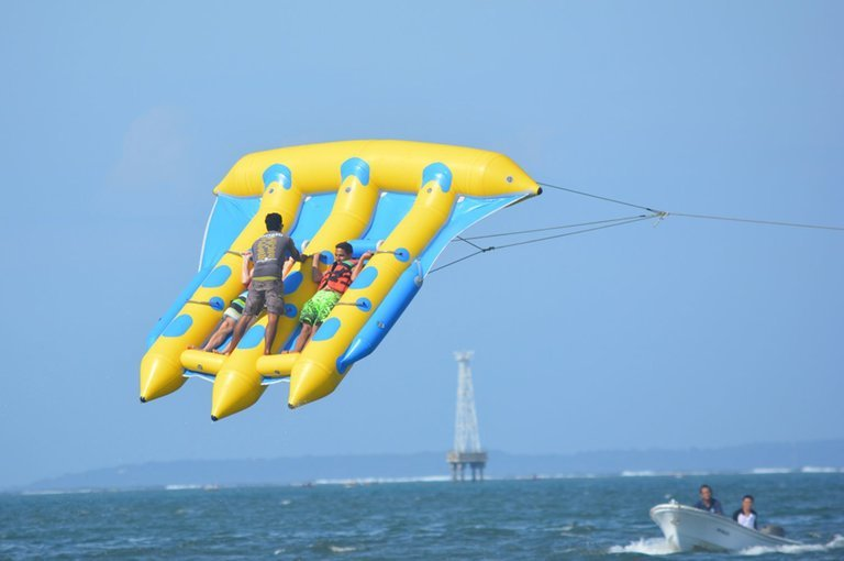Fly Fish Ride in Dubai - Tour