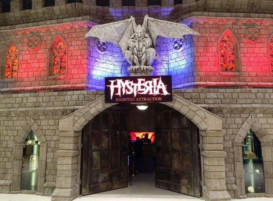 Hysteria Haunted Attraction Ticket in Dubai - Tour