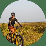 Posture on E-Bike
