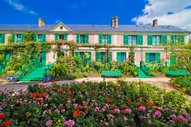 Visit Giverny with Minivan Exclusive - Tour
