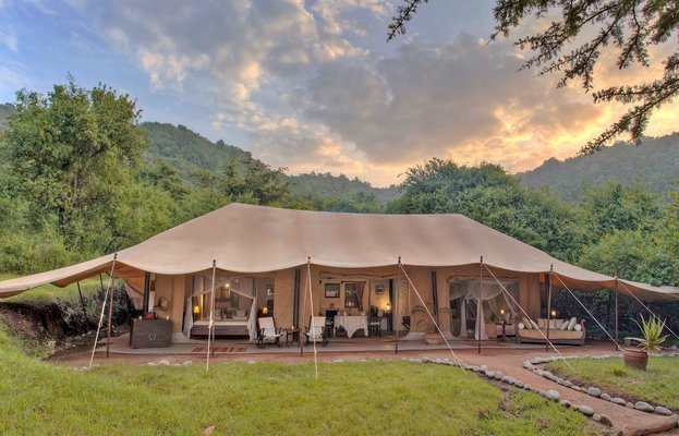 Cottar's 1920s Safari Camp & Bush Villa - Tour