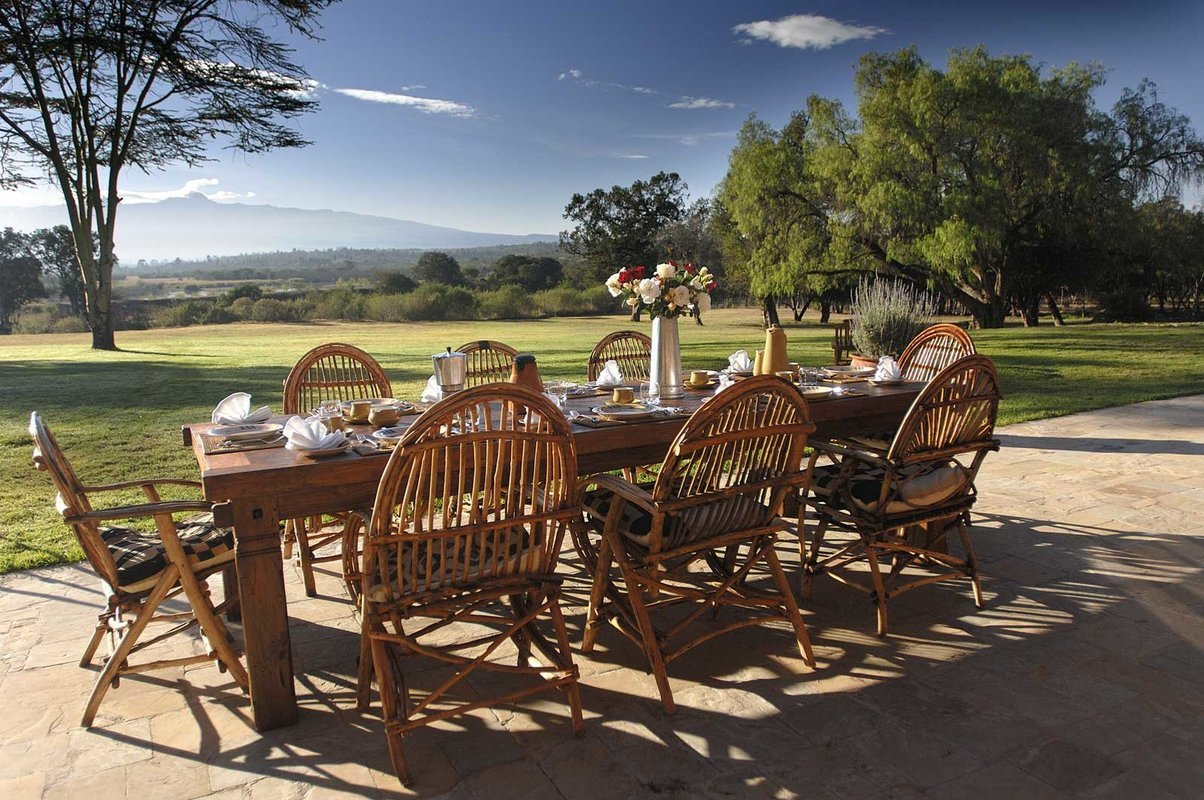 Best Luxury Accommodations in Kenya - Collection
