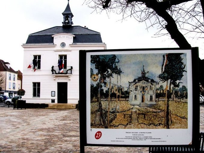 Visit Giverny & Place That Inspire Van Gogh with Minivan - Tour