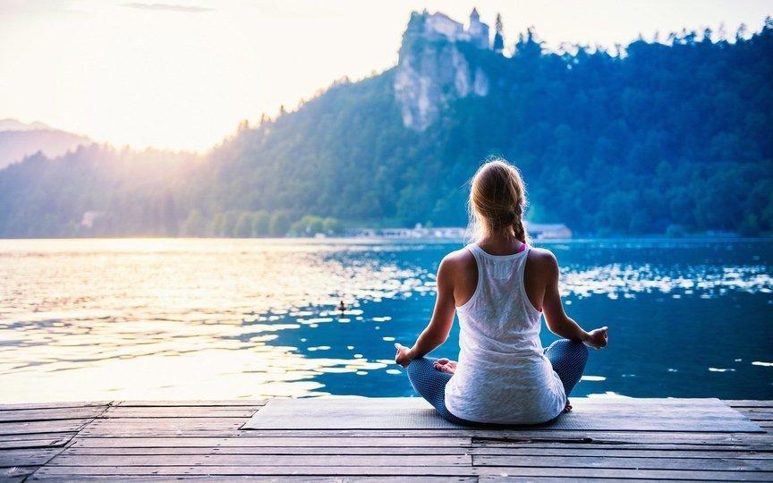 Yoga Workout - Tour