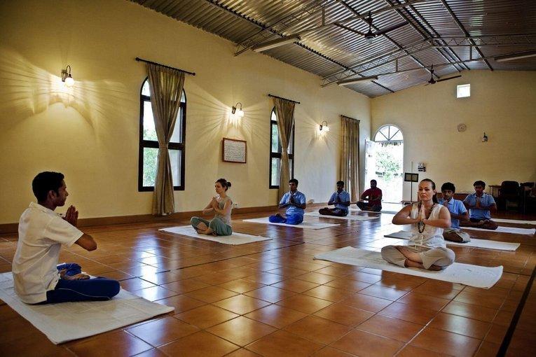 Indus Valley Ayurveda Center - Short Rejuvenation Program - 6 Nights - Tour