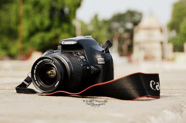 Photography  Tips with DSLR - Tour