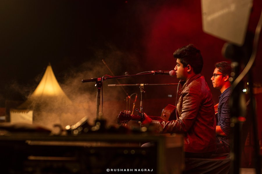 Music Session with Siddharth Nair - Tour