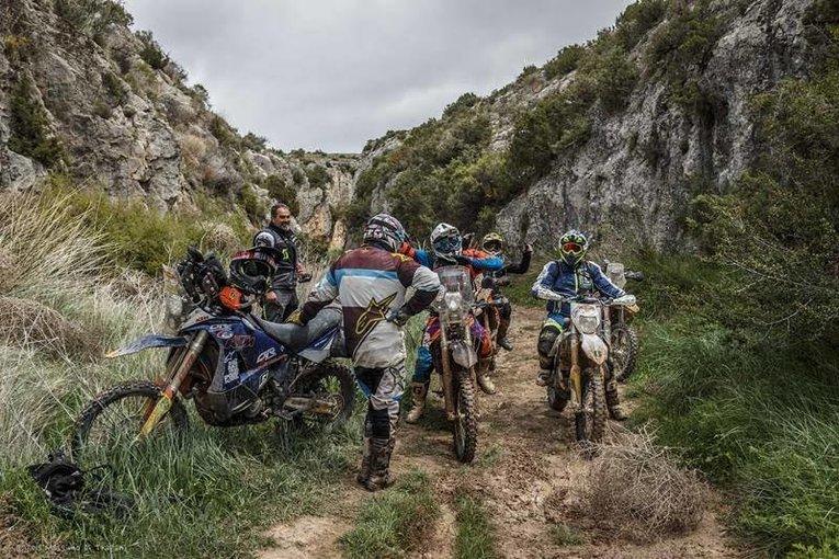Trip & Track - Edición Alhama de Aragón - Tour