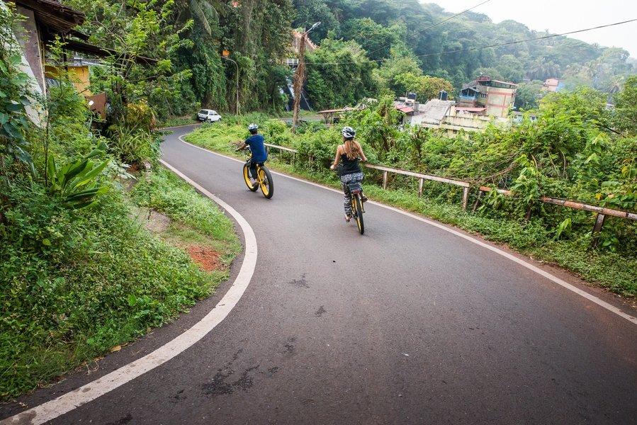 The Making of Panaji - 90 Min Easy Ride - Tour