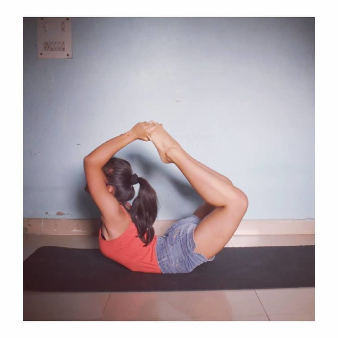 Yoga Session with Upali Rana - Tour
