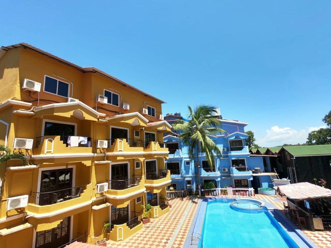 Camelot Fantasy Resort - Baga